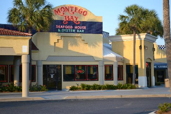 Montego Bay Seafood House Oyster Bar Panama City Beach Menu Prices Restaurant Reviews Tripadvisor
