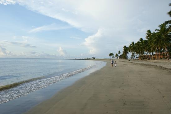 Sheraton Fiji Resort: シェラトン・フィジー・リゾート。