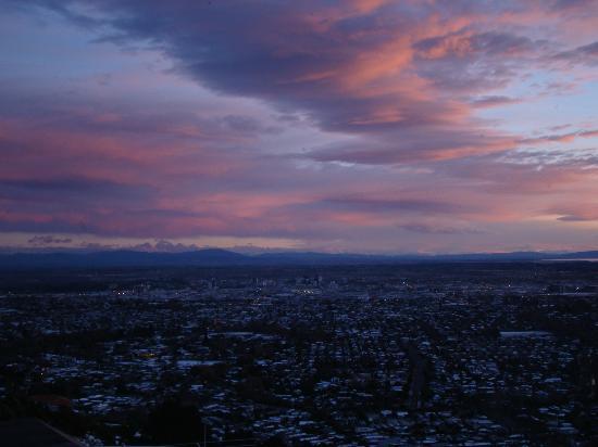 Victoria Park: Sunrise, Christchurch