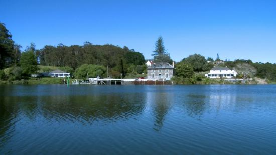 Landing Cottage: Kerikeri Basin
