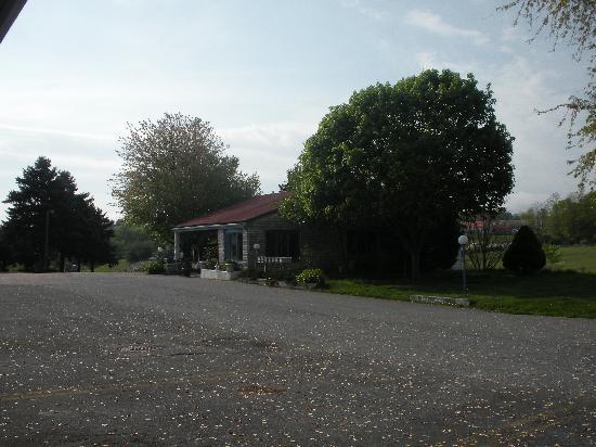 Stardust Motel: Office
