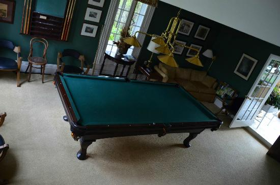 Lakewinds Country Manor: Game Room