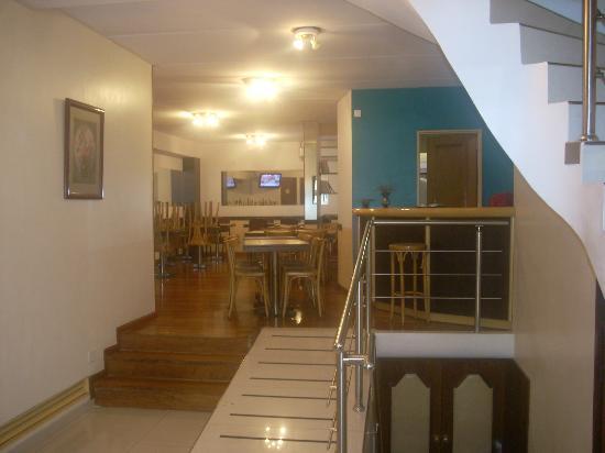 Hotel Alpino: Breakfast Area