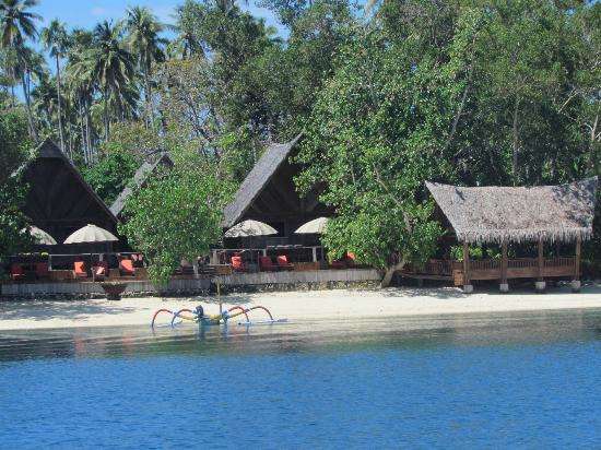 Ratua Island Resort & Spa : The Yacht Club