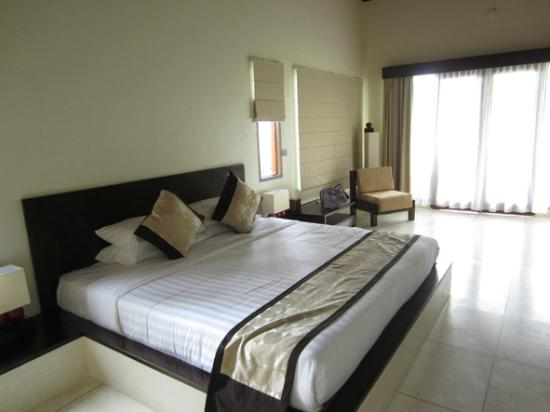 The Chandi Boutique Resort & Spa: The bed