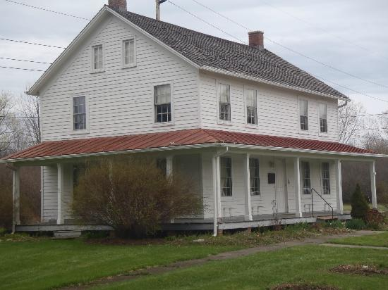 Auburn, NY: Harriet Tubman home for the aged