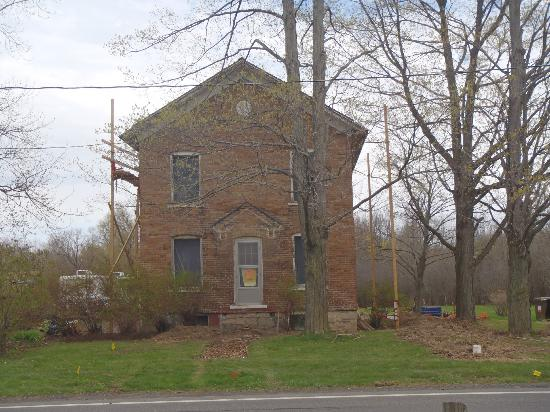 Harriet Tubman Home: Home where Harriet Tubman resided