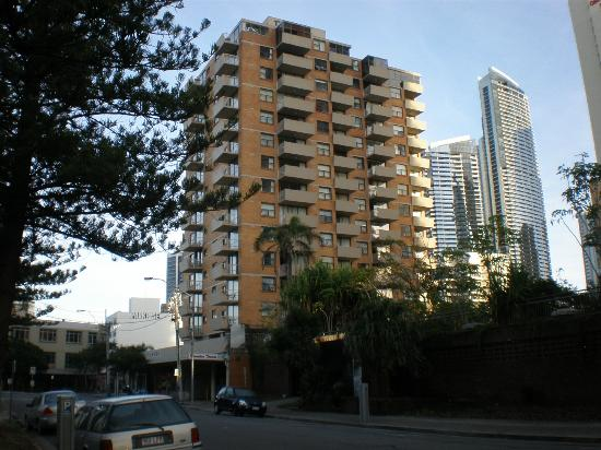 Photo of Paradise Towers Apartments Surfers Paradise
