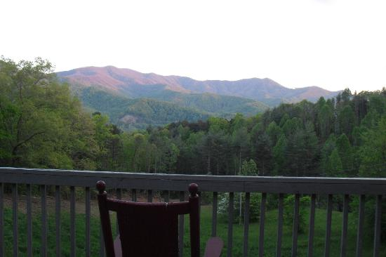 Hemlock Inn: gorgeous view
