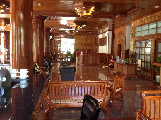 Angkor Sayana Hotel & Spa: Internal