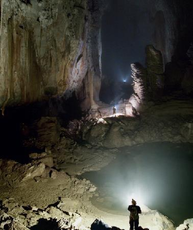 Active Travel Asia: Son Doong Cave, Vietnam