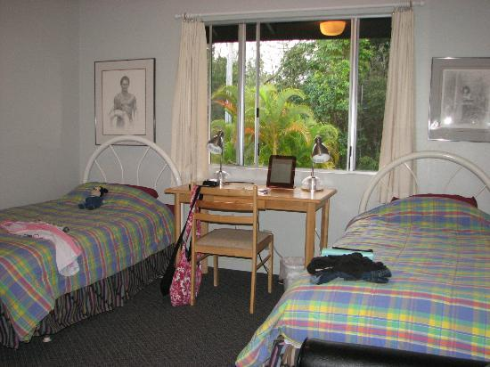Bed & Breakfast Mountain View: Plumeria Room