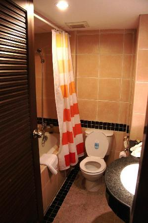 Leelawadee Boutique Hotel : Bathroom
