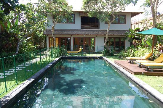 Serene Villas: Main villa
