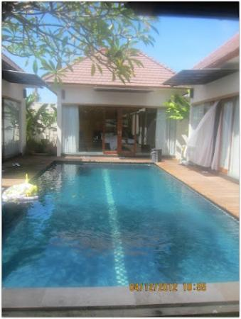 Bali Swiss Villa: inside the villa