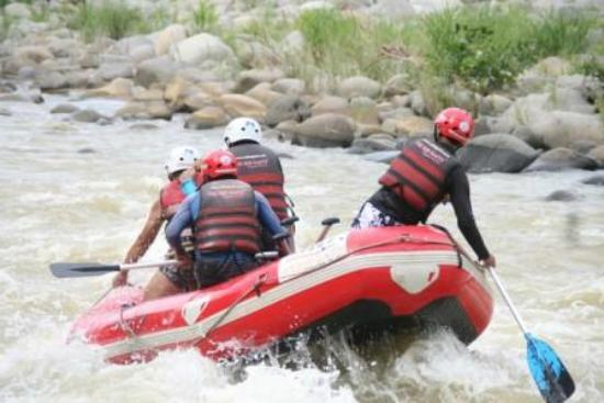 1st Rafting Adventure