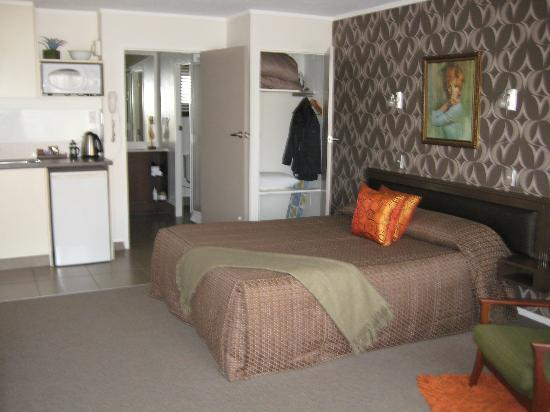 RotoVegas Motel of Rotorua: Zimmer