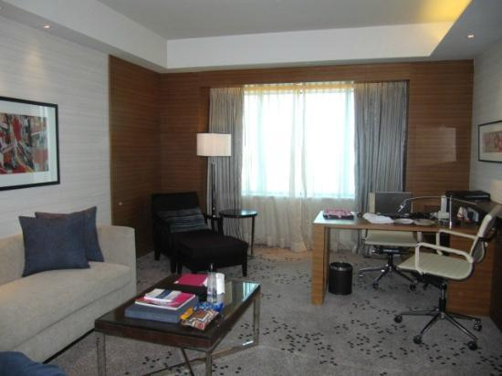 Living Area Of The Executive Suite Picture Of Radisson