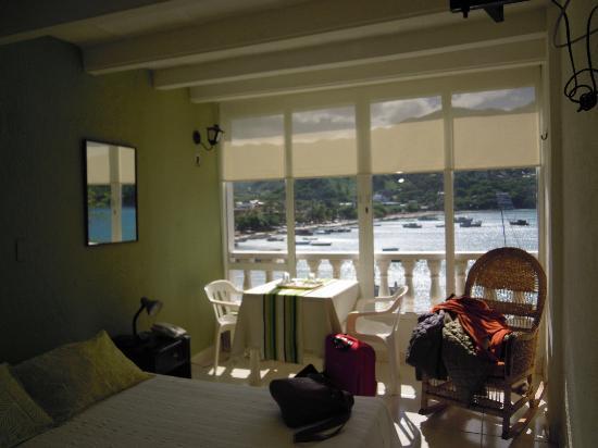 Hotel Bahia Taganga: camera