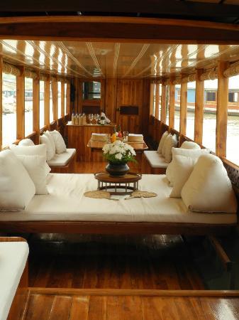 Amantaka: mekong river cruise