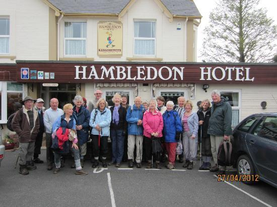 Hambledon Hotel: HOME FROM HOME