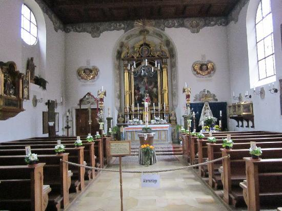 Fuggerei : Kapelle