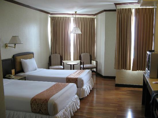 Surin, Thailand: Room