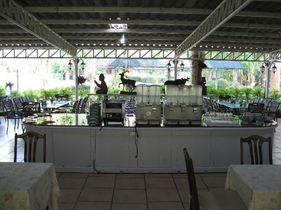 Juldis Khao Yai Resort & Spa: Dining area