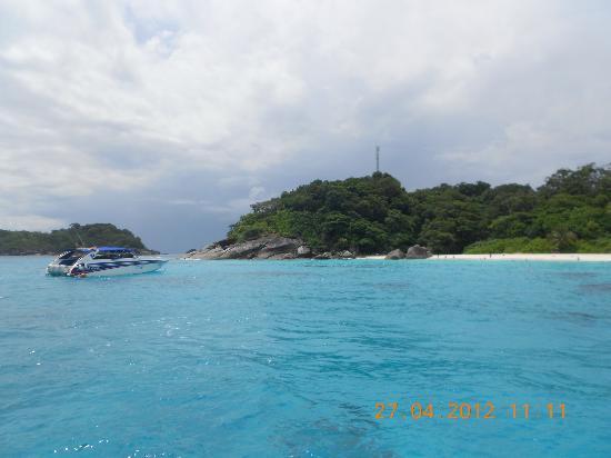 Baumancasa Karon Beach Resort: Симиланские острова
