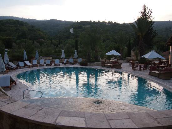 Ayii Anargyri Natural Healing Spa: Beautiful pool at the hotel