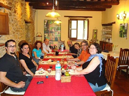 Can Jepet Rooms: Encuentro de artistas