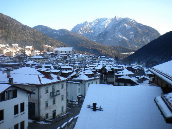 Hotel La Nuova Montanina: Vista dal balcone