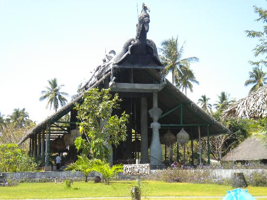 Hotel Tugu Lombok : ristorante