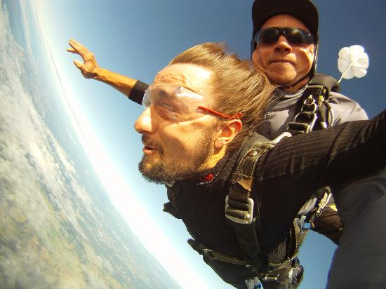 Skydive Ramblers: It really is as good as they say it is..