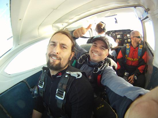 Skydive Ramblers: The Boys make you feel right at home !