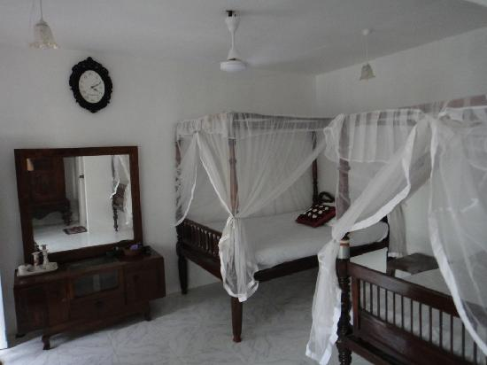 Beach Haven Guest House : View of double room