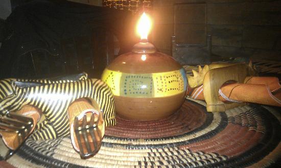 Massai-Berlin: Ejemplo de decoración