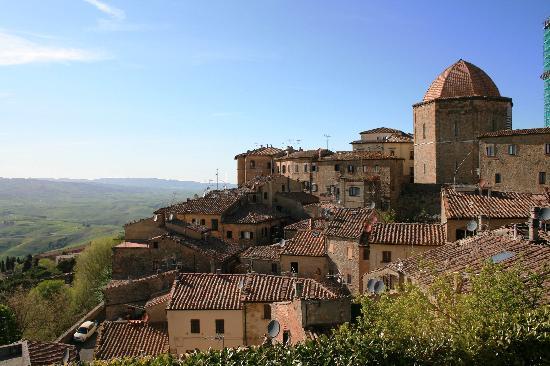 Toscana, Italia: Volterra Hilltop
