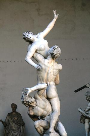 Toskana, Italien: Sculpture City - Florence