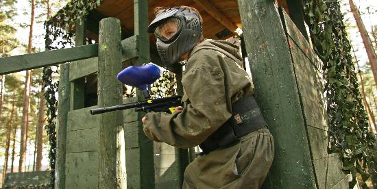Wildwoodz Paintball, Lasertag and Archery Park