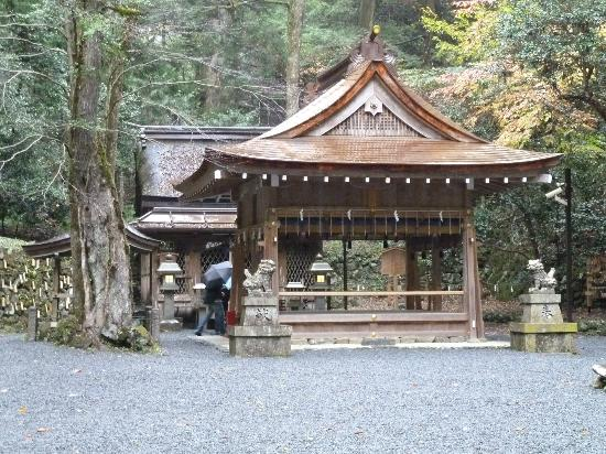 Weg zum Inneren Shrine - Picture of Kifune Shrine, Kyoto - TripAdvisor
