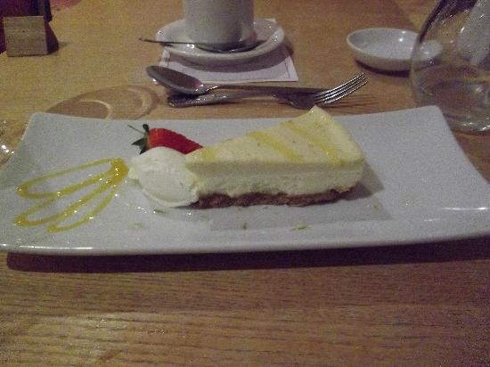Warner Leisure Hotels Alvaston Hall Hotel: Another of the wonderful desserts served in the Grove Restaurant,Alvaston Hall