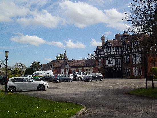 Warner Leisure Hotels Alvaston Hall Hotel: Alvaston Hall Hotel,Nntwich