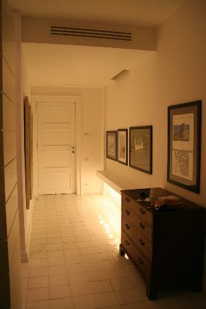 Maison La Minervetta: Entrada a la Habitación