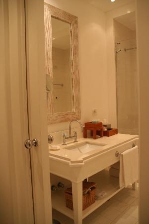 Maison La Minervetta: Baño