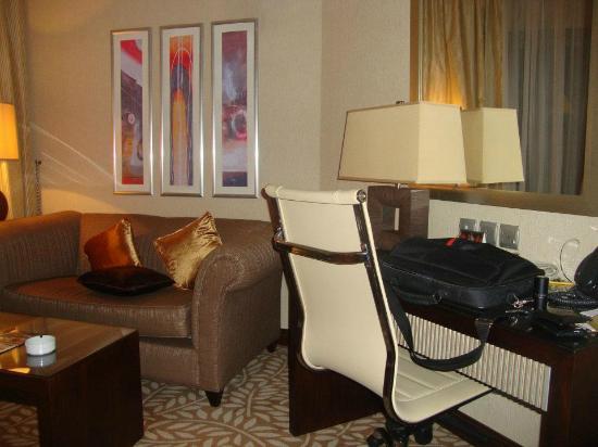 InterContinental Hotel Jeddah: Desk