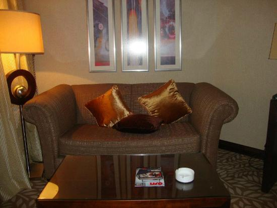 InterContinental Hotel Jeddah: Love Sofa