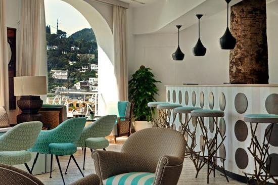 Capri Tiberio Palace: Jacky Bar