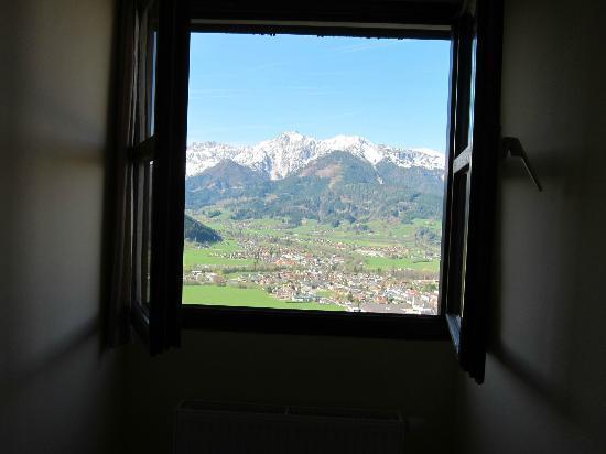 JUFA Hotel Schloss Roethelstein: Dalla finestra della mia camera