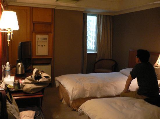 Meadow Hotel: 客室内
